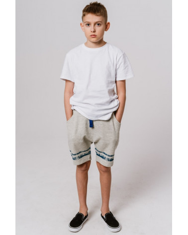 Hungry One Shorts Grey