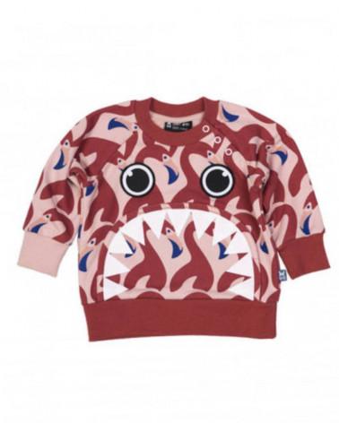 Diavolo Sweatshirt Flamingo