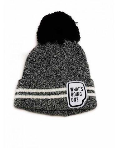 Hat Oldschool Grey